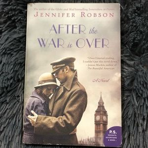 After the War is Over ~ Jennifer Robson